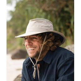 Chapeau Traveller de Randonnée NosiLife Beige - Traclet
