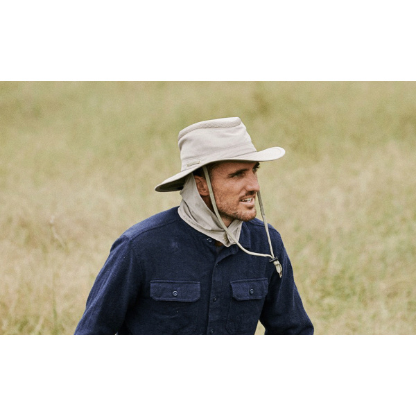 Hat for Hiking Neck Cover- Traclet