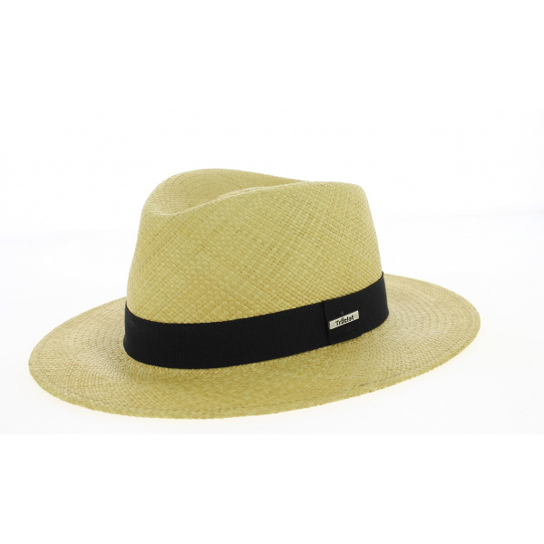 Chapeau Traveller Chieti Panama Tabac - Traclet