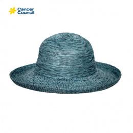 Chapeau CANCER COUNCIL Classic Breton Style Ladies Hat