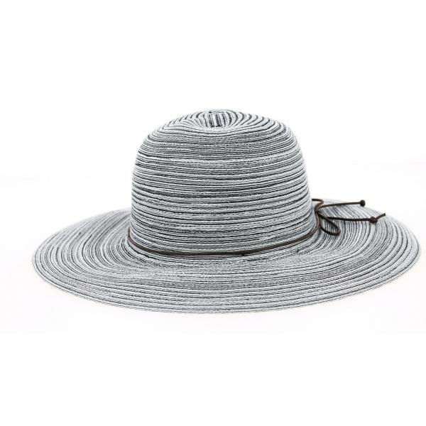 Capeline Bermuda Fibres Naturelles Grise- Rigon Headwear