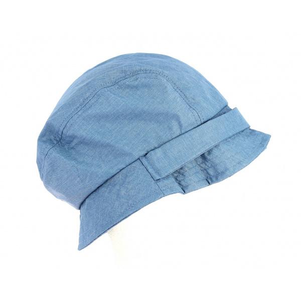 Chapeau Cloche Vivans Bleu- Traclet