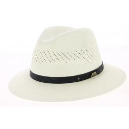Chapeau Panama Montañita Paille Blanchie- Traclet