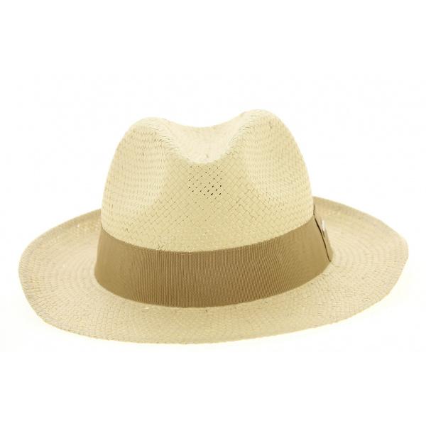Chapeau Panama Moden Naturel- Traclet