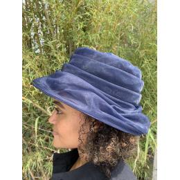 Chapeau de Cérémonie Alita Marine- Traclet