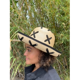 Chapeau de Cérémonie Sabine Paille- Traclet