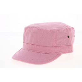 Casquette Army Urban Kids Coton Rose - Traclet