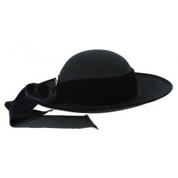 Chapeau Breton Elliant Noir- Traclet