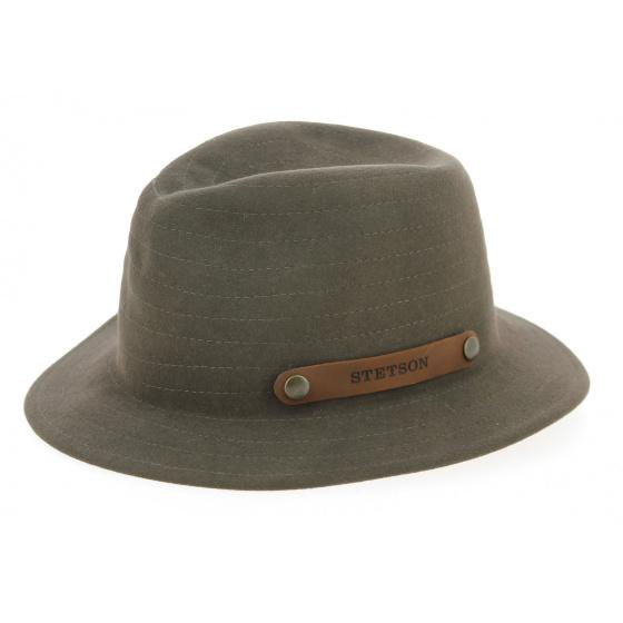 Chapeau Hershey Traveller  Stetson