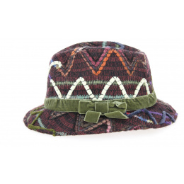 Chapeau Traveller Alessio- Traclet