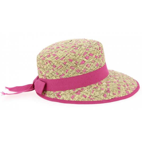 Chapeau - casquette Giuditta ruban fantaisie