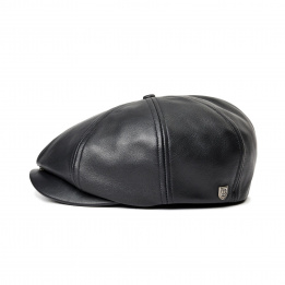 Casquette Brixton Wood - Washed Navy