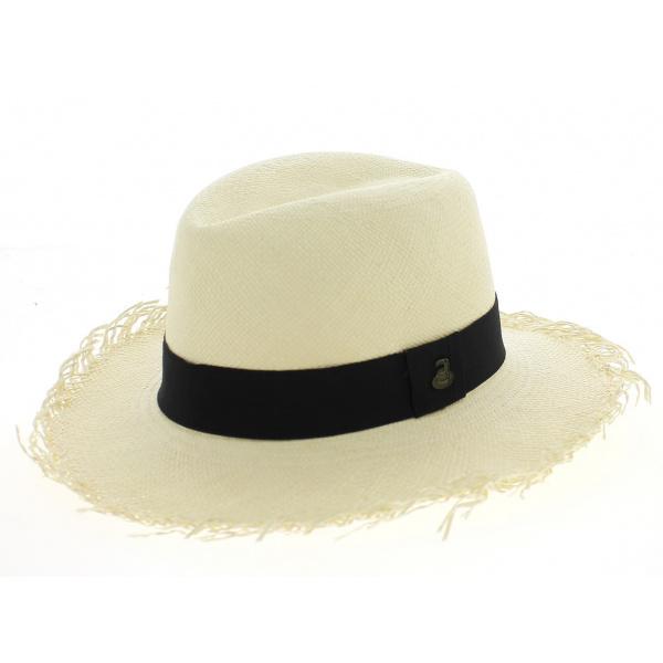 Chapeau Fedora Flora Panama Fino- Traclet