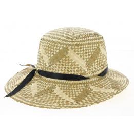 Hat straw sun woman GUIDITTA