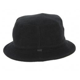 Bob Rubber Hat Black- Qhuit