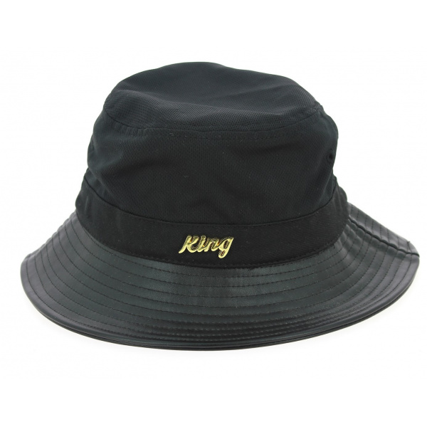 Black Bob Hat - King Apparel