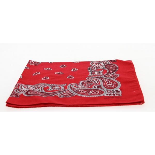 Bandana Headscarf rouge