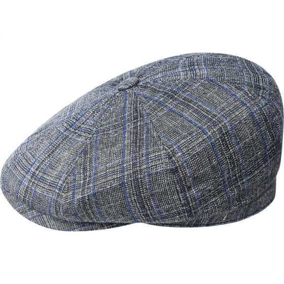 Casquette Hatteras Zeff Bleue - Bailey Hats
