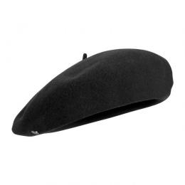 Béret Campan Noir 10.5 Pouces- Héritage par Laulhère