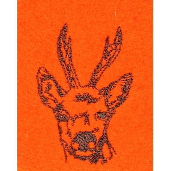 Deer Hunter Orange Beret - Le Béret Français
