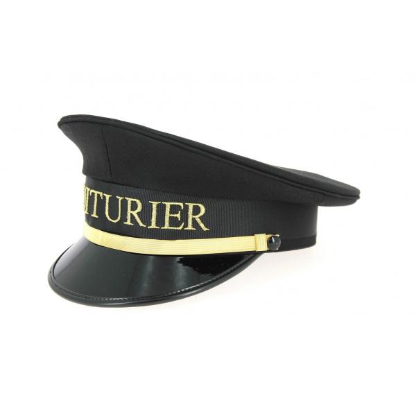 Cap driver black