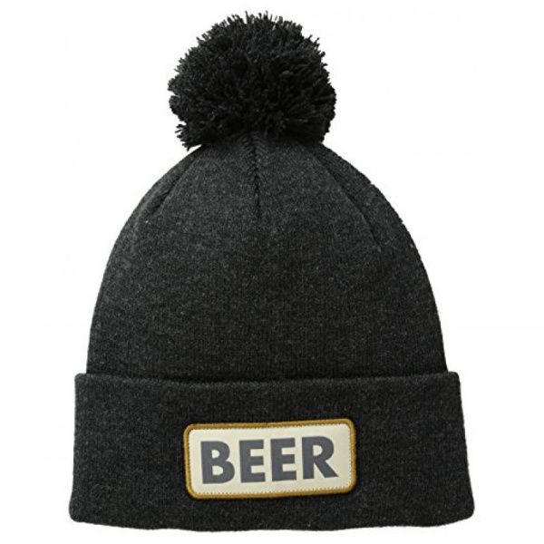 Bonnet The Vice Beer Anthracite- Coal