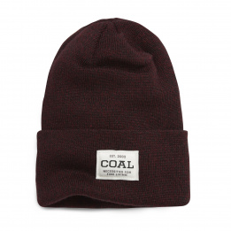 Bonnet The Uniform Bordeaux- Coal