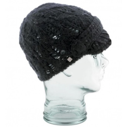 Casquette Bonnet The Madison Noir- Coal