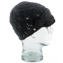 Casquette Bonnet The Madison Noir- Coal