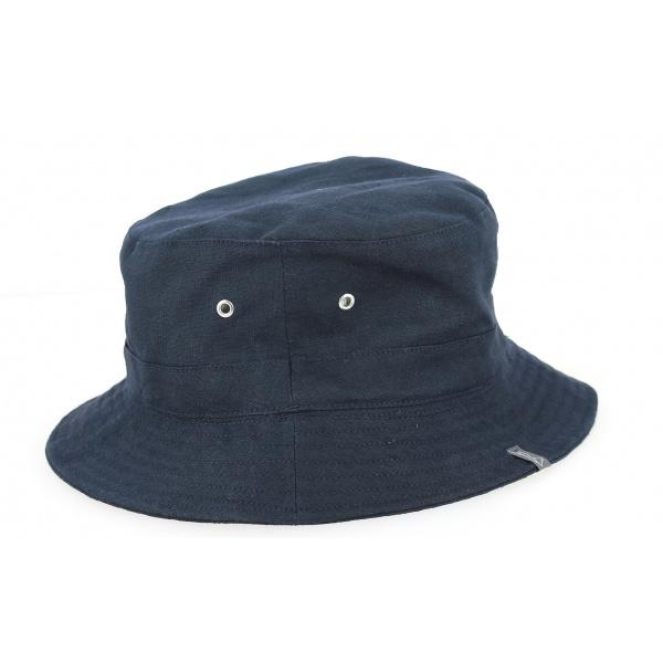 Bob Soho Bleu Marine Coton - Grande Taille