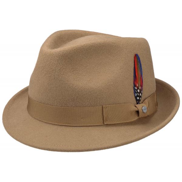 Hat felts black Asahi Guard ® Wallington