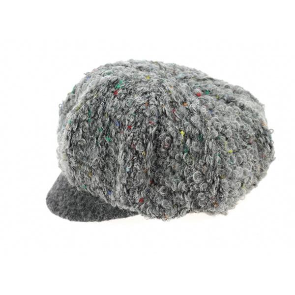 Hanae Gavroche Cap Wool - Traclet