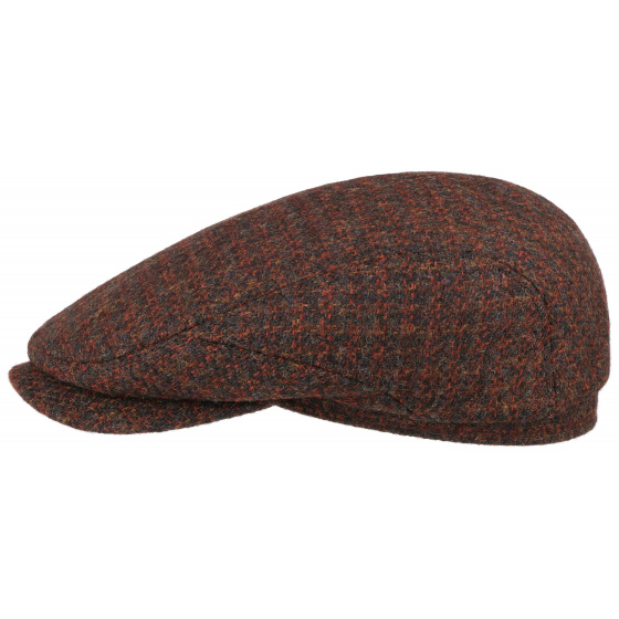Casquette Stenson 100% LAINE (made in France)