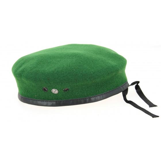 Legion Green Commando Beret- Heritage by Laulhère