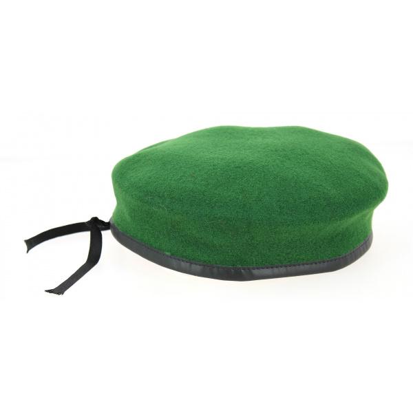 Béret Commando Vert Légion- Héritage par Laulhère