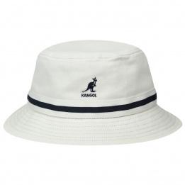 Bob Stripe Lahinch Coton Blanc - Kangol