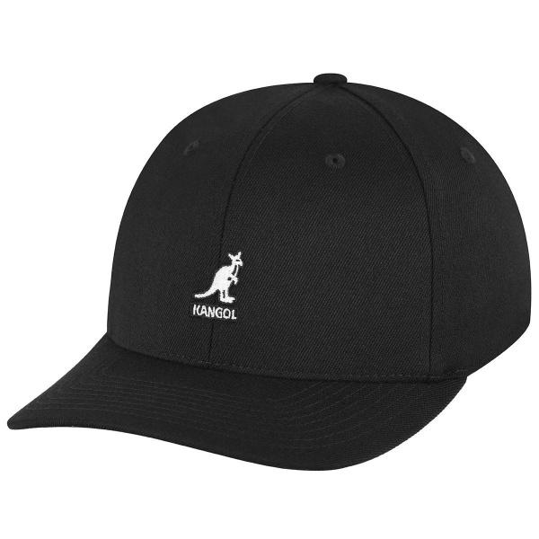 Casquette Baseball Plaid Flexfit Baseball Bordeaux - kangol