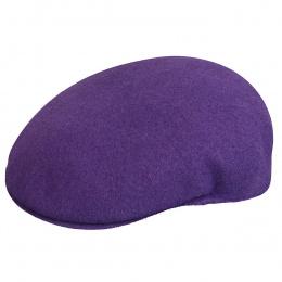 Casquette Kangol - Textured Wool Army Cap