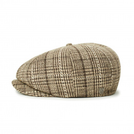 Casquette Brood Taupe & Marron- Brixton
