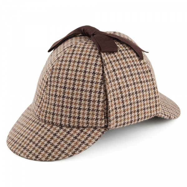 Casquette Sherlock Holmes - Traclet