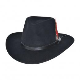 Chapeau Cowboy Shivley Paille Toyo Naturel - Stetson