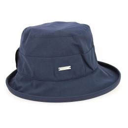Chapeau cloche Suzanne - Noir