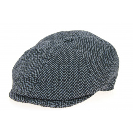 Cap 8 Dimensions Tailor Grey Wool - Traclet