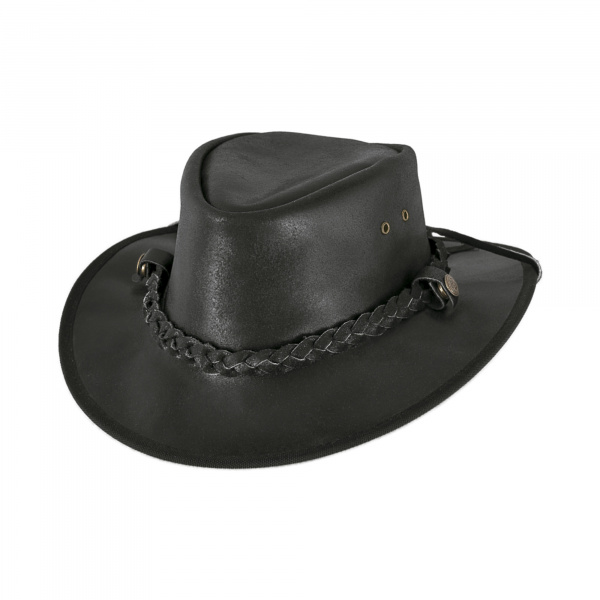Chapeau Trilby Lowball - Naturel