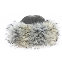 Irena women's leather hat - TRACLET