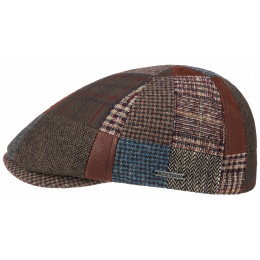 Duck's Beak Cap Patchwork Wool-Stetson