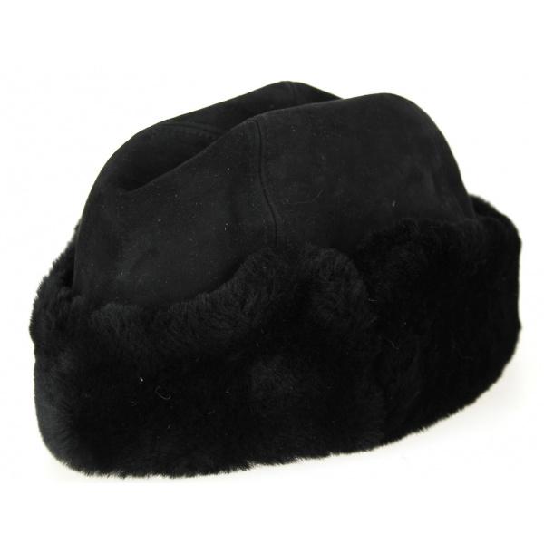 Toque / Chapka Cossak Mouton Noire- Traclet