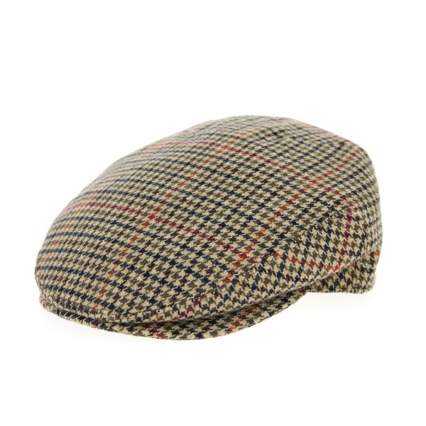 Casquette Anglaise Laine- Traclet