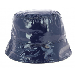 Chapeau Bob de Pluie Bleu Marine- Traclet
