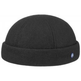 Bonnet Docker Teflon Hammaburg Noir